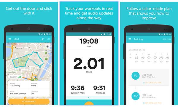 Runkeeper Running App