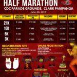 Cabalen Half Marathon 2018 Poster