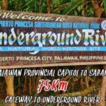 Palawan Provincial Capitol To Sabang 75K Run 2018 Poster