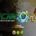 TechnoRun 2018 Poster