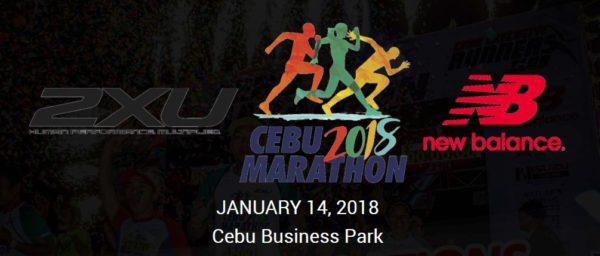 Cebu Marathon 2018 Race Results