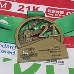 TSCM2018 Finisher Medal