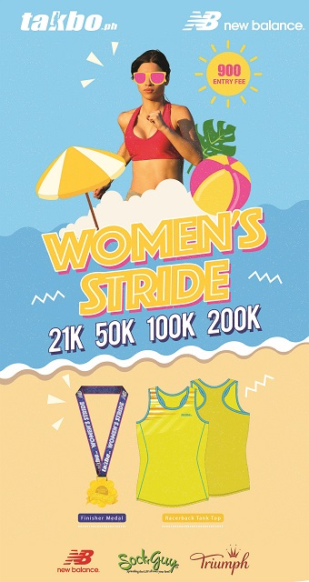 Womens Stride 2018 Poster