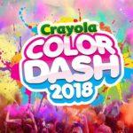 Crayola Color Dash 2018 500m/1/3/5K (Alabang)