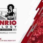 Runrio Trilogy 2018 Manila Leg 2 5/10/21/32K (MOA)