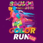Saulog Color Run 2018 3/10K (Bohol)