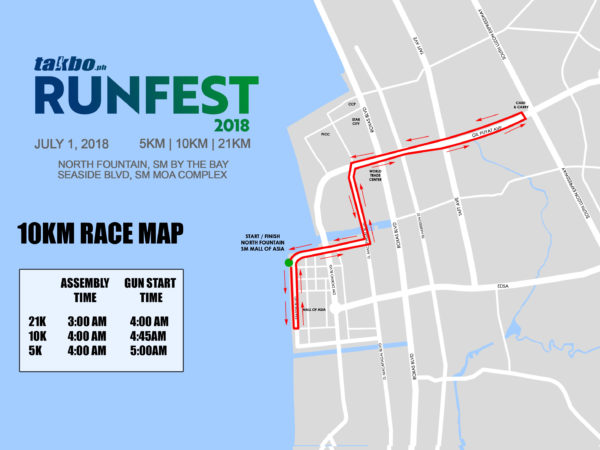 2018 Route Map 10KM PRINT 01