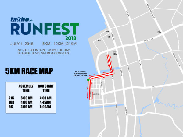 2018 Route Map 5KM PRINT 01
