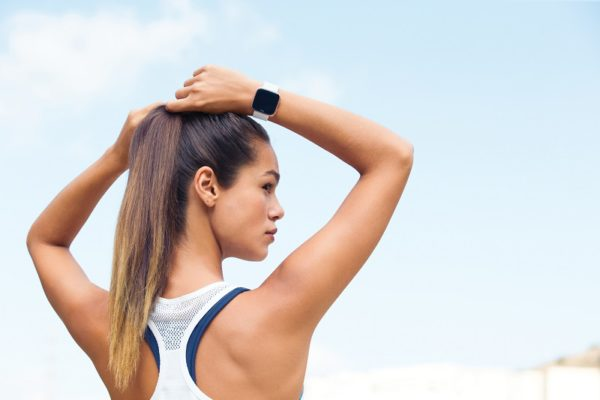 Fitbit Versa Female App
