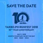 Takbo.ph RunFest 2018 5/10/21K (MOA)