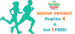 JCI Run Wet and Wild 2018 Group Promo