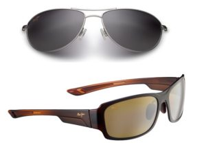 Maui Jim Polarized Plus Lenses