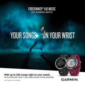 Garmin FORERUNNER 645 Review