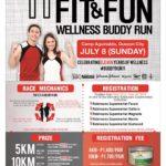 Robinsons Fit and Fun Wellness Buddy Run 2018 5/10K (QC)