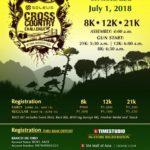 Soleus Cross Country Challenge 2018 8/12/21K (Rizal)