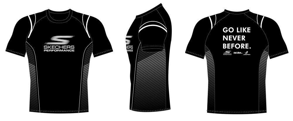 Skechers Performance Run 2018 Race Shirt