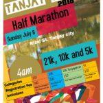 Tanjay City Half Marathon 2018 5/10/21K (Negros)