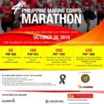 Philippine Marine Corps Marathon 2018 5/10/25/42K (Cavite)