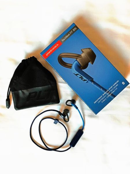 Plantronics Backbeat Fit 305 In Box