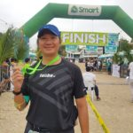 Bohol International Marathon - Finish