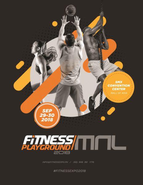 Fitness Playground Manila 2018