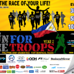 Run for the Troops 2018 3/5/10K (Taguig)