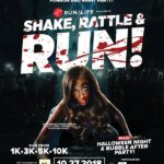 Share Rattle Run 2018 POSTER