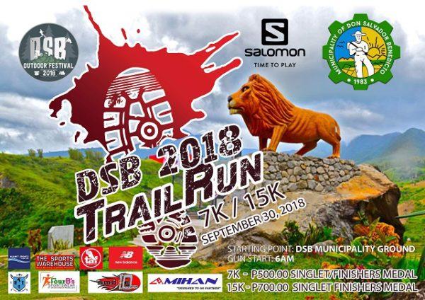 DSB Trail Run 2018