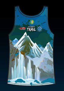 DSB Trail Run 2018 Singlet