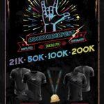 Rocktoberfest Virtual Run 2018