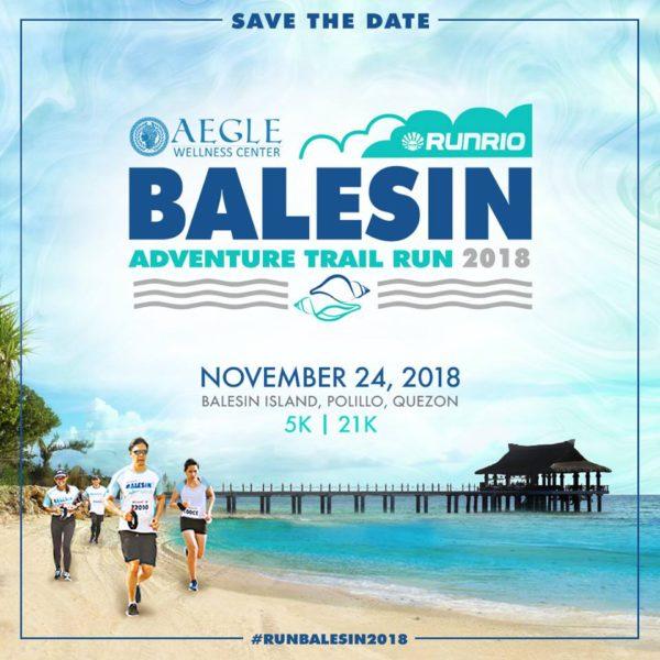 balesin adventure trail run 2018