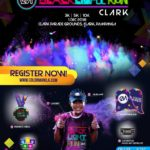 CM Black Light Run Clark 2018 3/5/10K (Pampanga)
