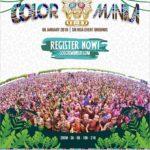 Color Manila Run 2019 200m/3/5/10/21K (MOA)