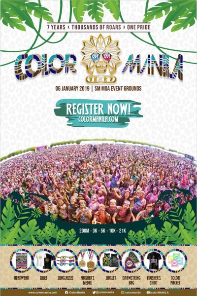 Color Manila Run 2019