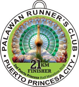 Puerto Princesa Half Marathon 2018