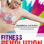 Fitness Revolution Health & Wellness Expo 2018 Poster