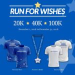 Run For Wishes Virtual Run 2018