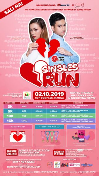 Singles Run 2019