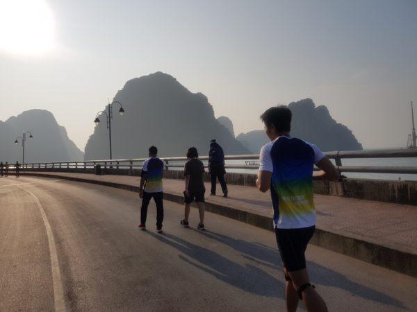 06 Halong Bay Marathon View