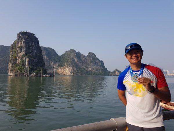 07 Halong Bay Marathon Finish