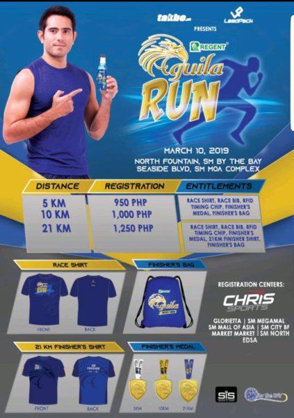 Regent Aguila Run 2019 R2