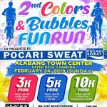 Colors and Bubbles Fun Run 2019