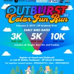 Outburst Fun Run