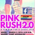 Pink Rush 2019