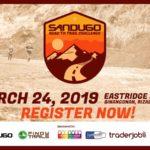 Sandugo Road To Trail Challenge 2019 Cover