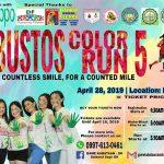 Bustos Color Run 2019