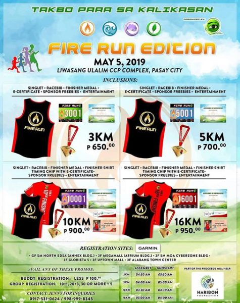 Fire Run 2019