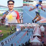 Kaohsiung Marathon - World Games Finish Line