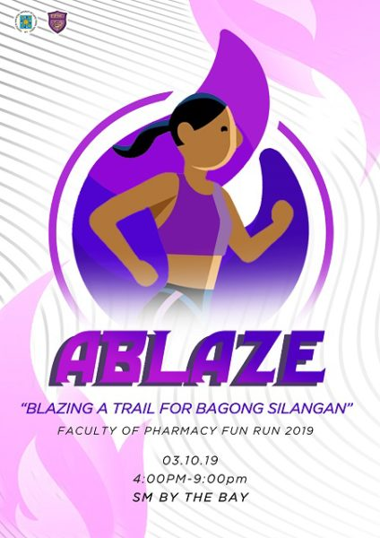 Ablaze Fun Run 2019