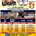 BJMP Laguna Marathon 2019 Poster